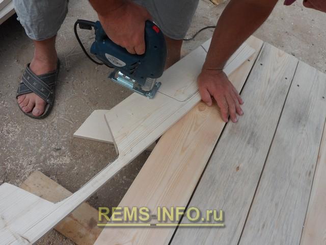 строительство детского паровозика своими руками