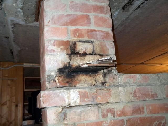 Герметизация стыков труба стена