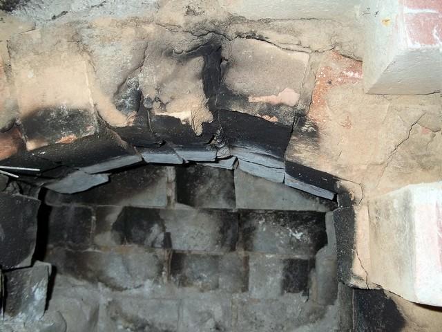 Ремонт кирпичной печи на даче своими руками - фото22.