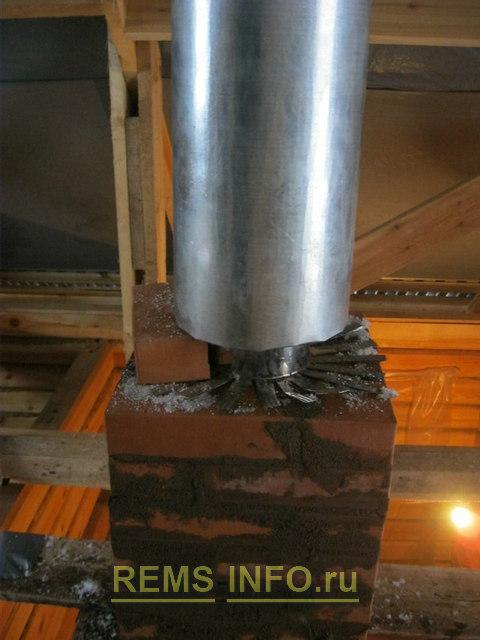 Cекреты печного мастерства: выбор кирпича, установка коаксиального дымохода