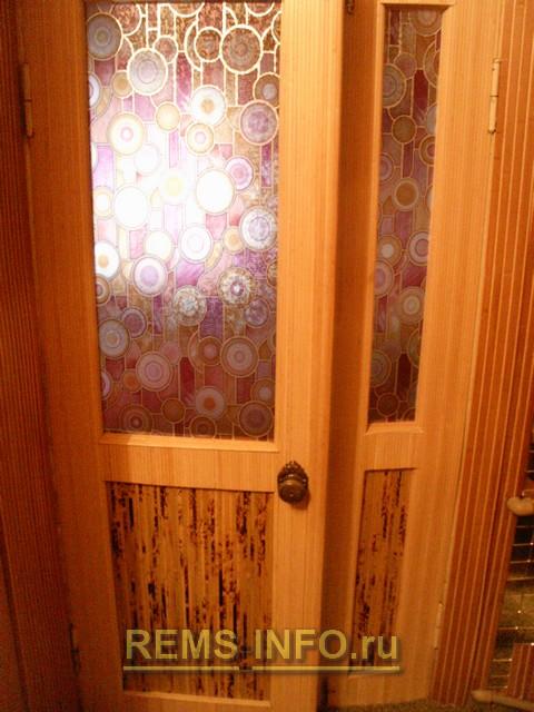 Обновить старую межкомнатную дверь