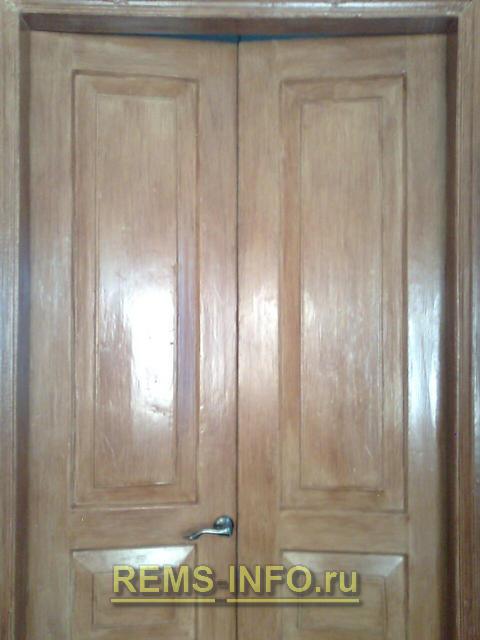 Реставрация дверей межкомнатных своими руками фото