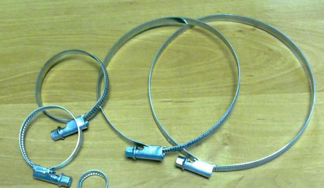 Вентиляционные гофрированные трубы