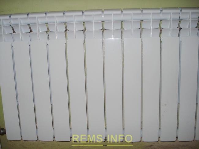 Замена чугунного радиатора на биметаллический своими руками 48
