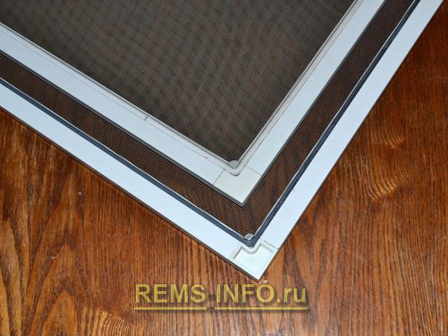 Пластиковые окна москитные сетки ремонт своими руками фото 54