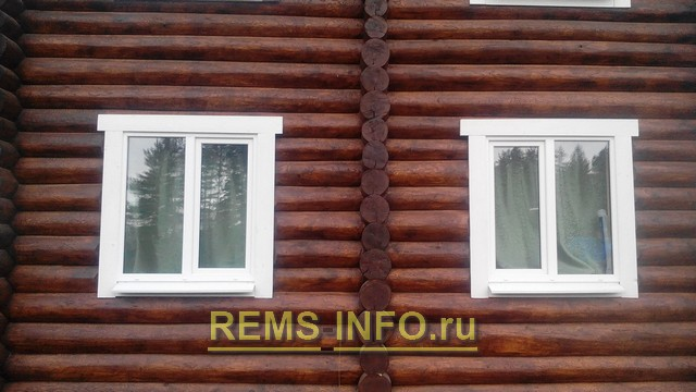 Установка откосов в деревянном доме своими руками фото 272