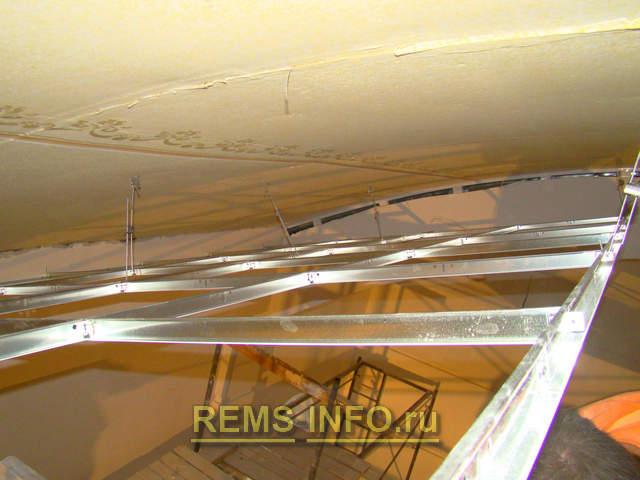 армстронг потолок инструкция по монтажу - фото 9