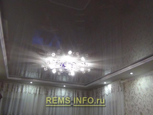Светодиодной подсветки потолка