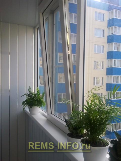 Отделка балкона панелями пвх с предварительным утеплением ре.