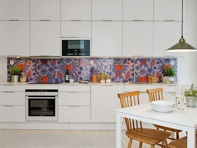 Кухня в скандинавском стиле 4.