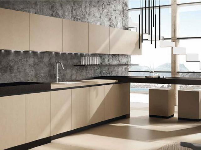 Кухня в стиле модерн 3.