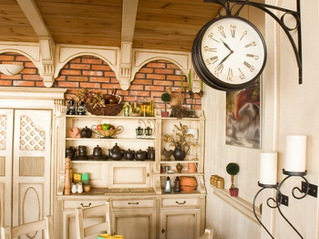 Кухня в стиле Прованс 2.