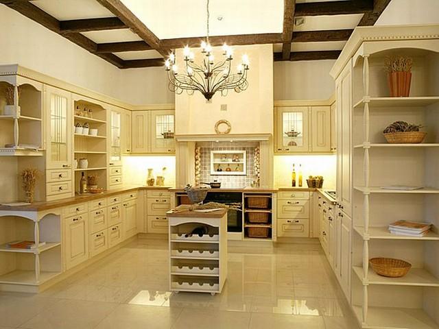 Кухня в стиле Прованс 3.