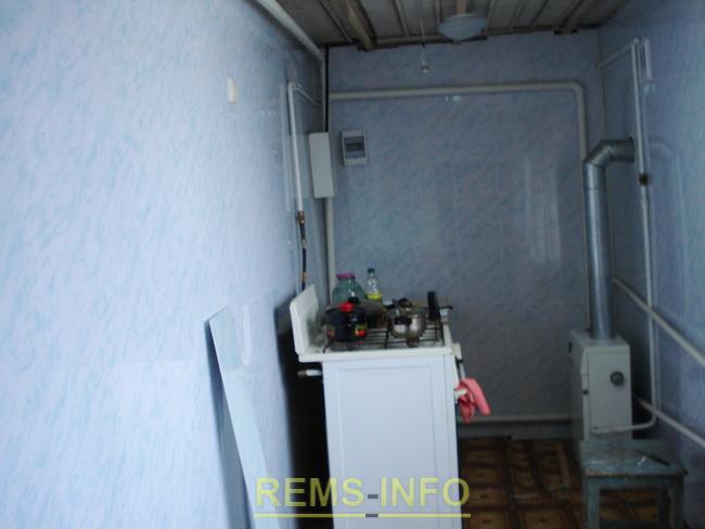 Ремонт кухни в частном доме