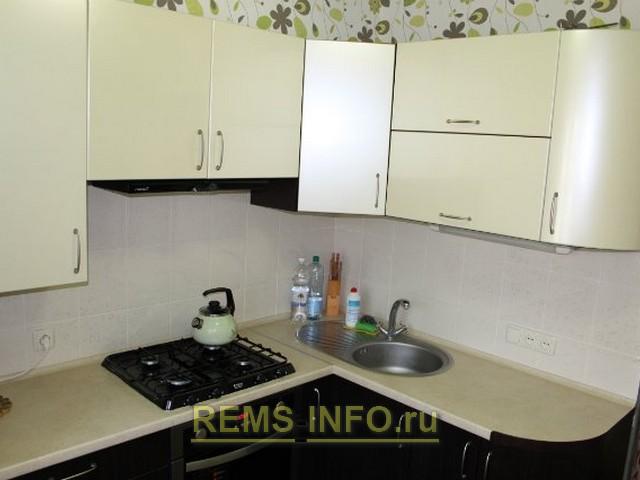 Ремонт кухни 6 кв м – вид после ремонта 2.