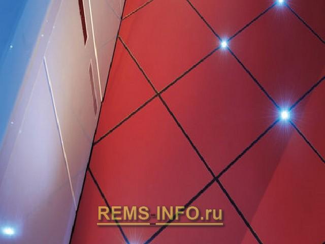 Как сделать подвесной потолок кухни
