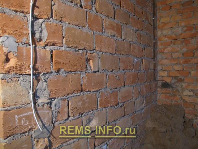 Разметка и штукатурка стен своими руками по маякам 85