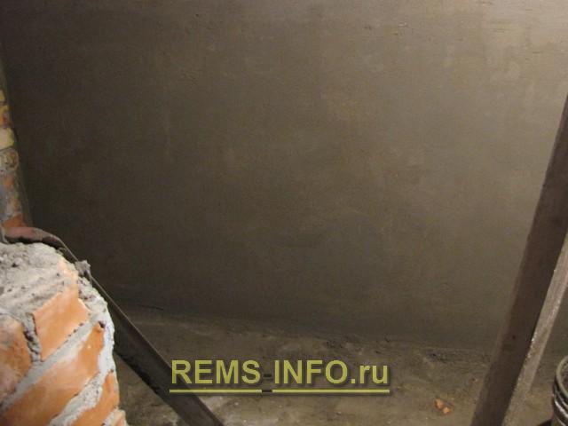 Шпатлевка стен по маякам мастер класс поделка #4
