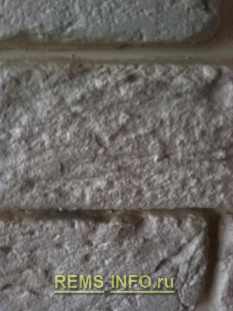 Гипсовая плитка под кирпич