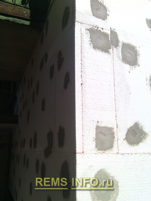 Утепление стен пенопластом снаружи своими руками: технология с фото