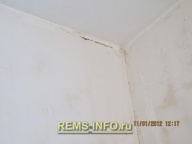 Почему промерзают стены на лоджии