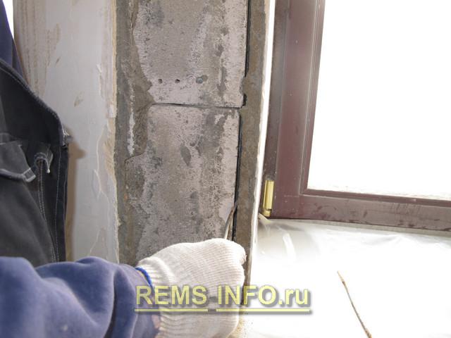 Штукатурка углов стен своими руками фото