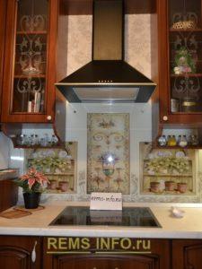 Кухня в классическом стиле2