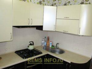 Ремонт кухни 6 кв м2