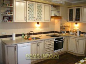 Ремонт кухни фото 32