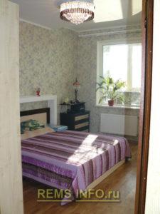 Ремонт спальни фото3
