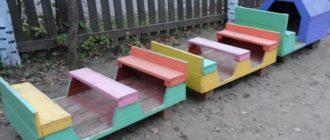 Идеи для детской площадки