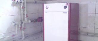 Двухтрубная система отопления частного дома.