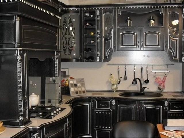 Кухня в викторианском стиле 2.