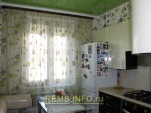 Ремонт кухни 6 кв м1