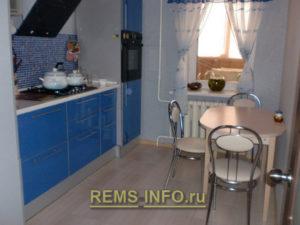 Ремонт кухни фото 8