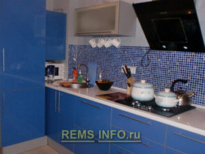 Ремонт кухни фото 9