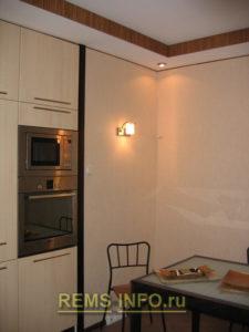 Ремонт кухни фото 19