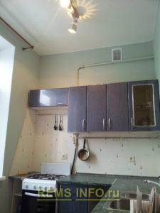 Ремонт кухни фото 21