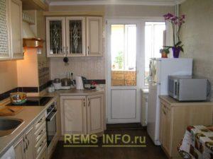 Ремонт кухни фото 31