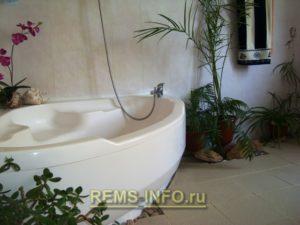Интересный интерьер ванной02