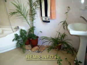 Интересный интерьер ванной04
