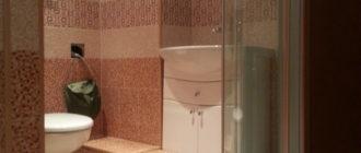Ремонт маленькой ванной комнаты фото.