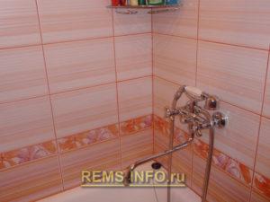 Ремонт маленькой ванной комнаты фото43
