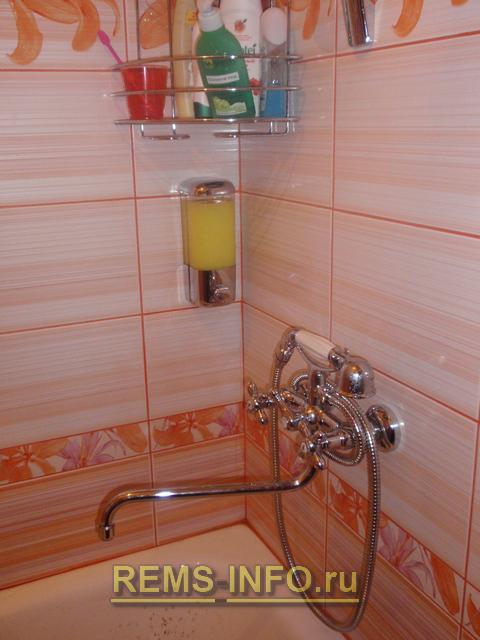 Ремонт маленькой ванной комнаты фото44