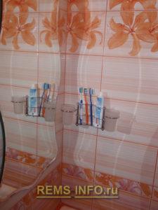 Ремонт маленькой ванной комнаты фото45