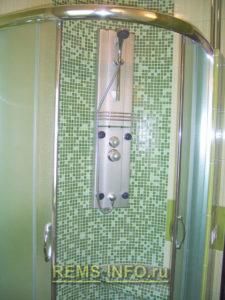 Ремонт маленькой ванной комнаты фото5
