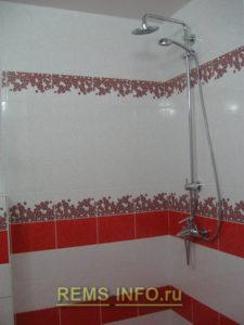 Ремонт маленькой ванной комнаты фото6