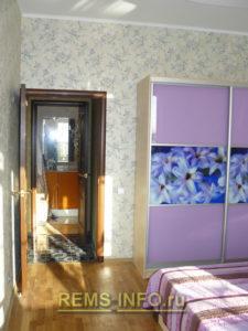 Ремонт спальни фото12