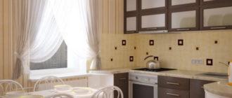 Дизайн кухни в хрущевке.