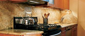 Правильно подбираем мебель в маленькую кухни